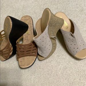 Classic brand wedges